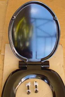Bakelite Toilet Seat Black White Cream Bakelite Toilet Seat Bakelite Toilet S
